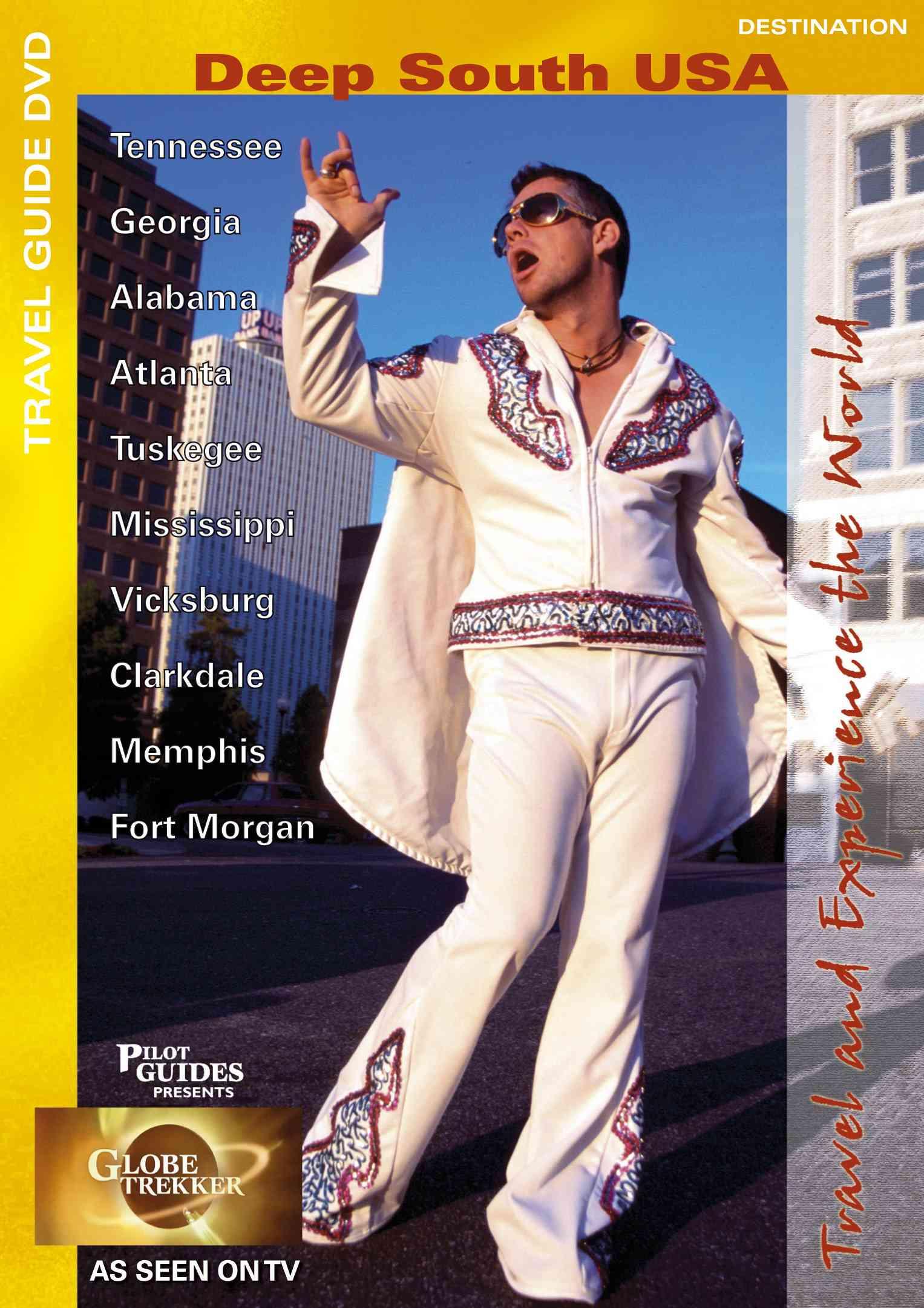 GLOBE TREKKER:DEEP SOUTH USA BY WRIGHT,IAN (DVD)