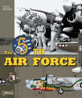The 5th Airforce By Paloque, Gerard/ Brown, Lawrence (TRN)